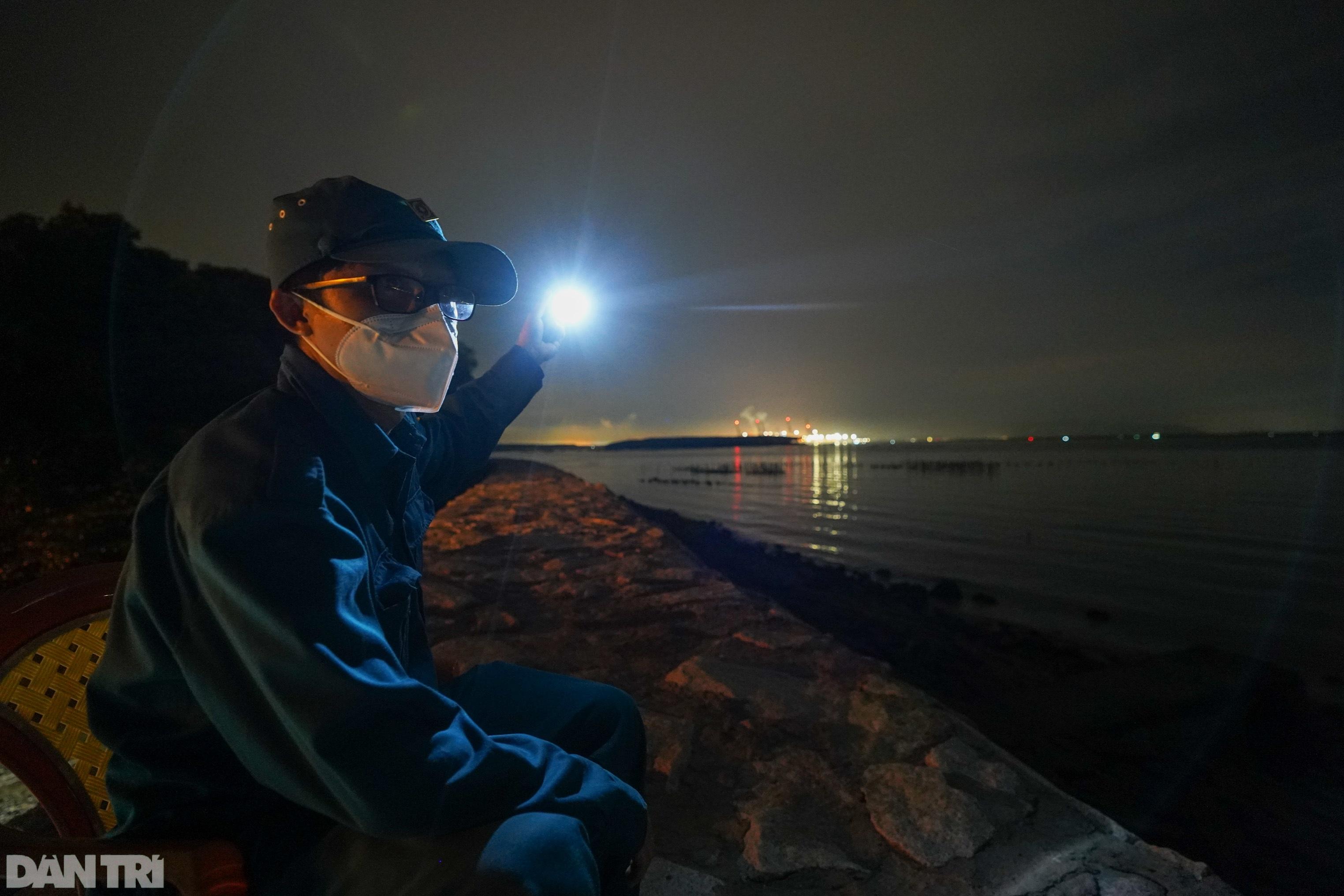 Trắng đêm bảo vệ vùng xanh trên biển tại xã đảo duy nhất ở TPHCM - 4