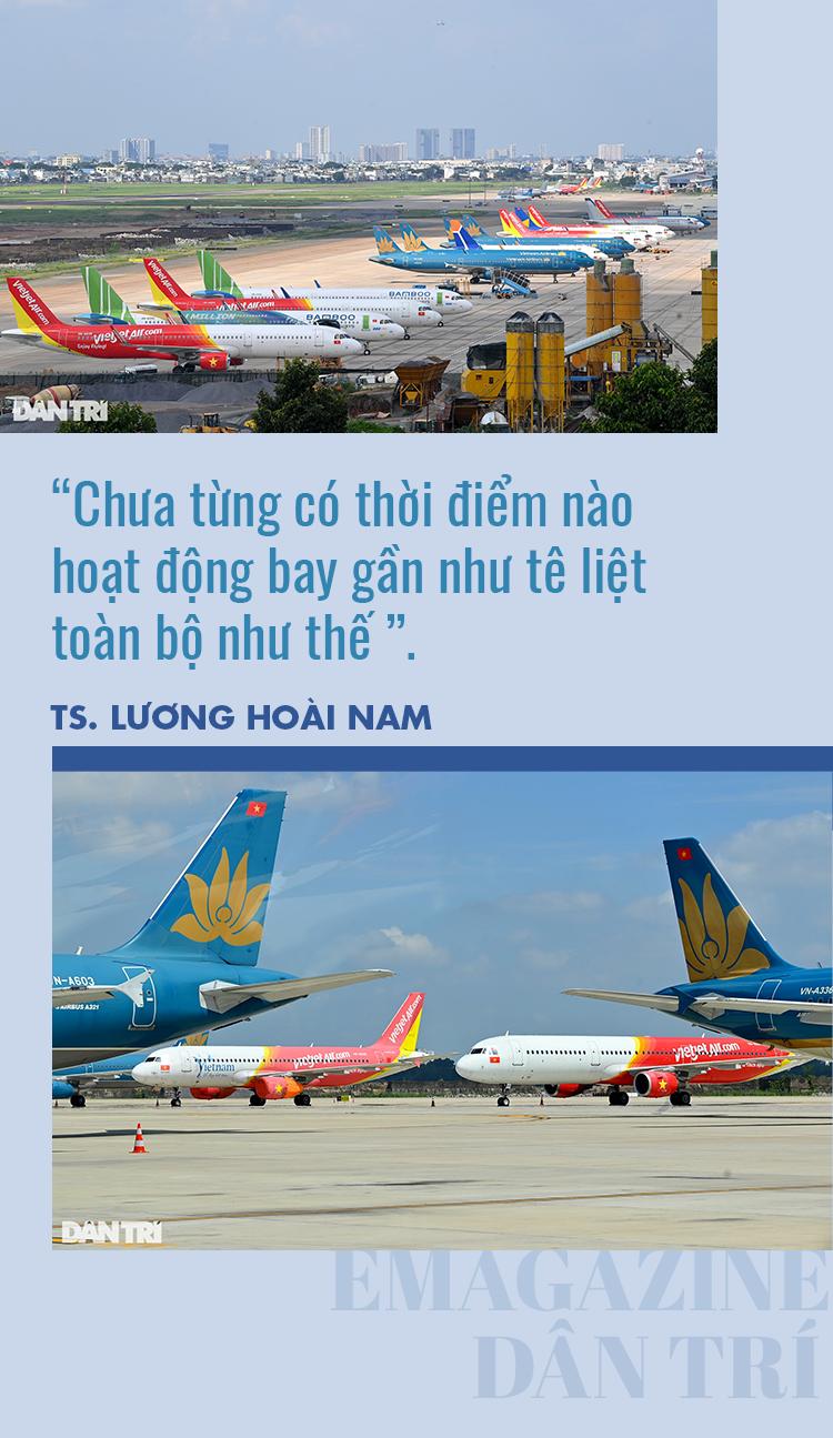 Hoạt động bay tê liệt và nội tình khó khăn không tưởng của hàng không Việt - 2