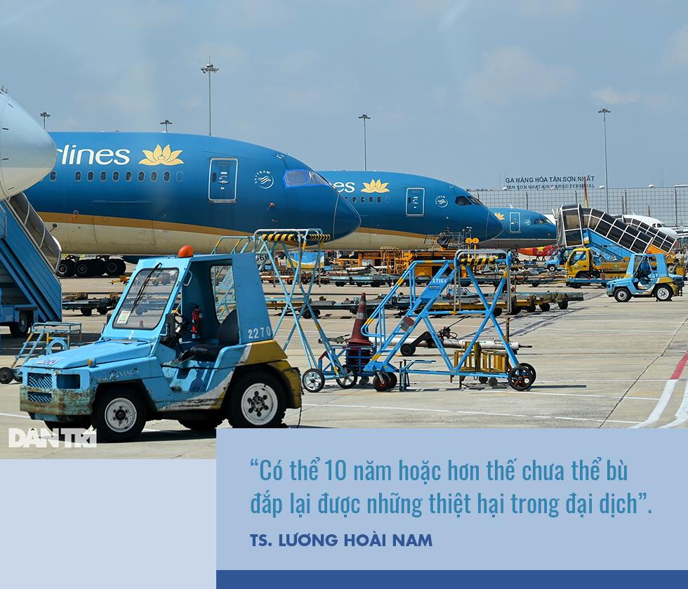 Hoạt động bay tê liệt và nội tình khó khăn không tưởng của hàng không Việt - 3