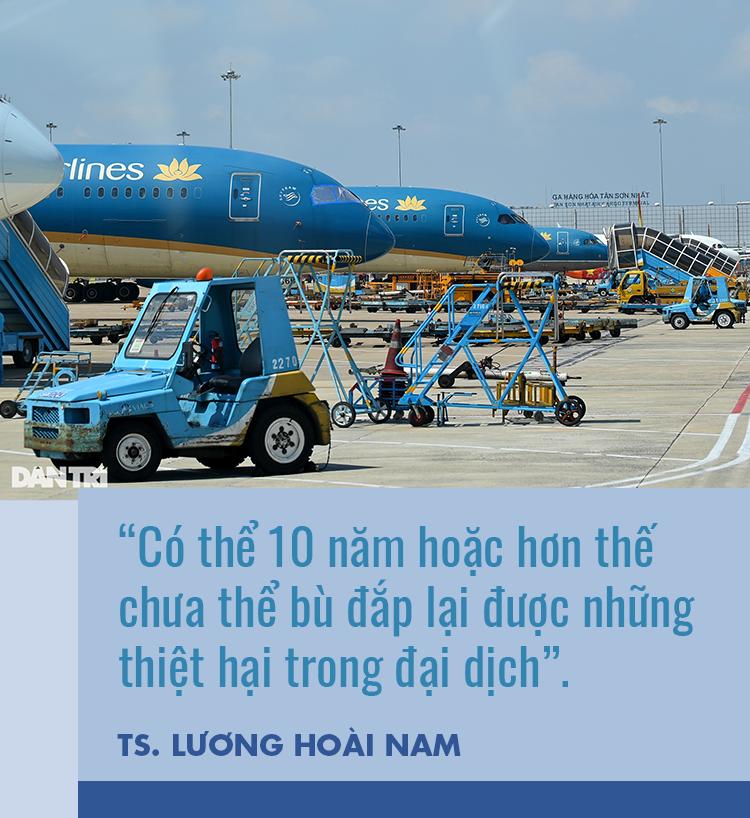 Hoạt động bay tê liệt và nội tình khó khăn không tưởng của hàng không Việt - 4