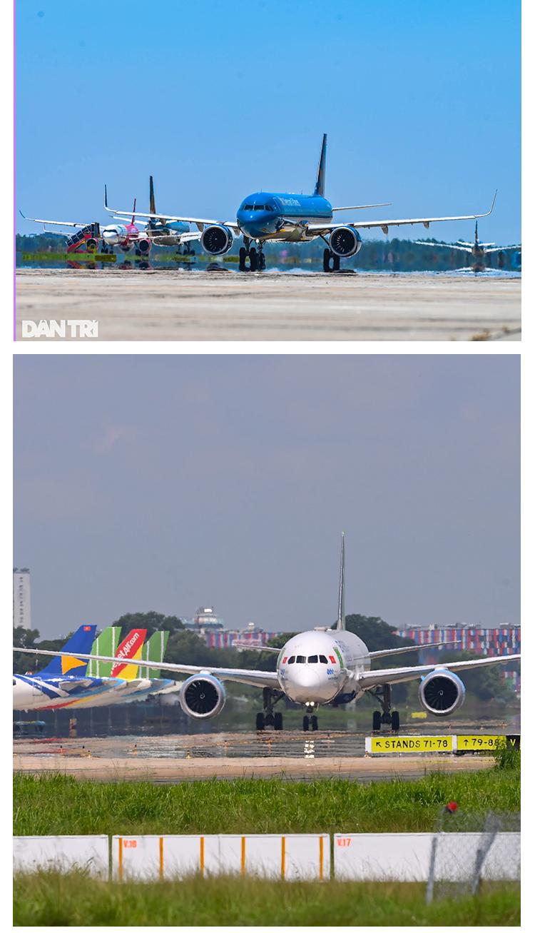 Hoạt động bay tê liệt và nội tình khó khăn không tưởng của hàng không Việt - 12
