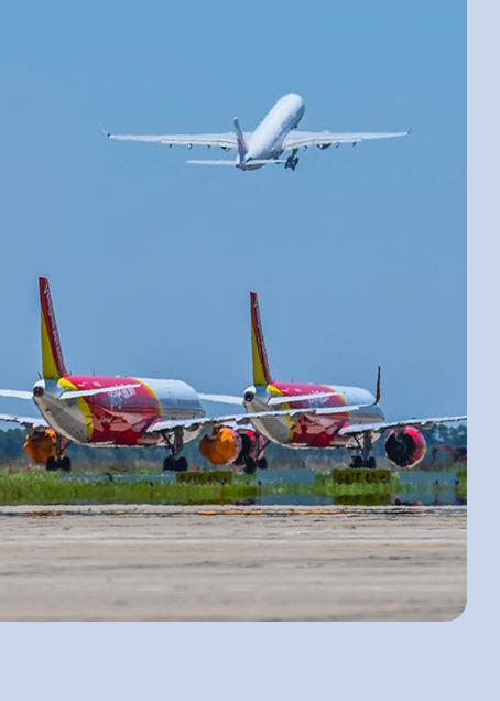 Hoạt động bay tê liệt và nội tình khó khăn không tưởng của hàng không Việt - 15