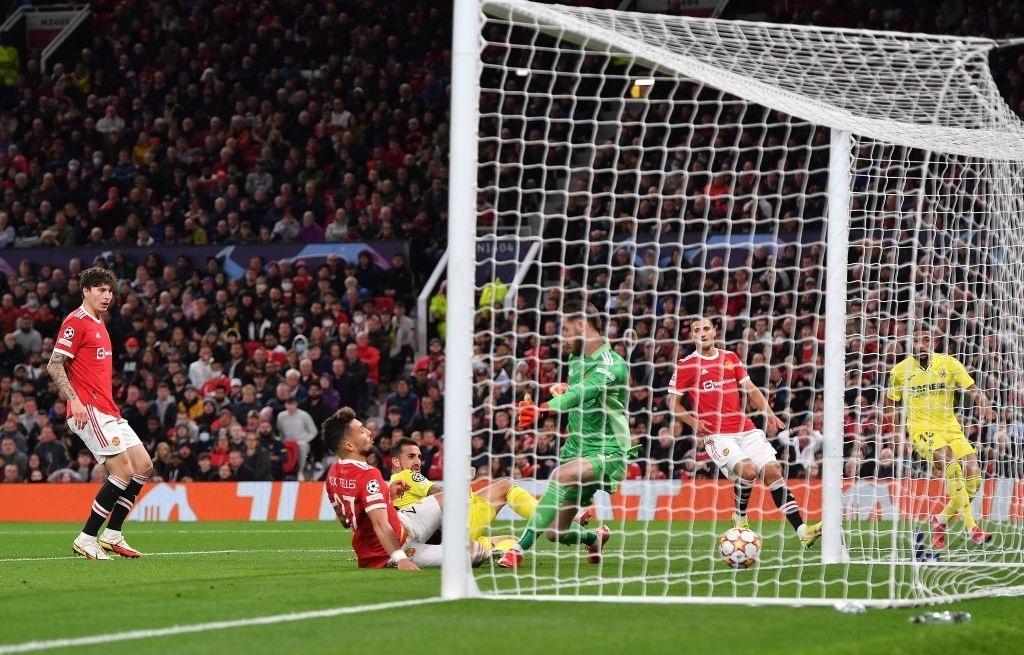 Ronaldo nổ súng ở phút bù giờ, Man Utd ngược dòng hạ Villarreal - 3