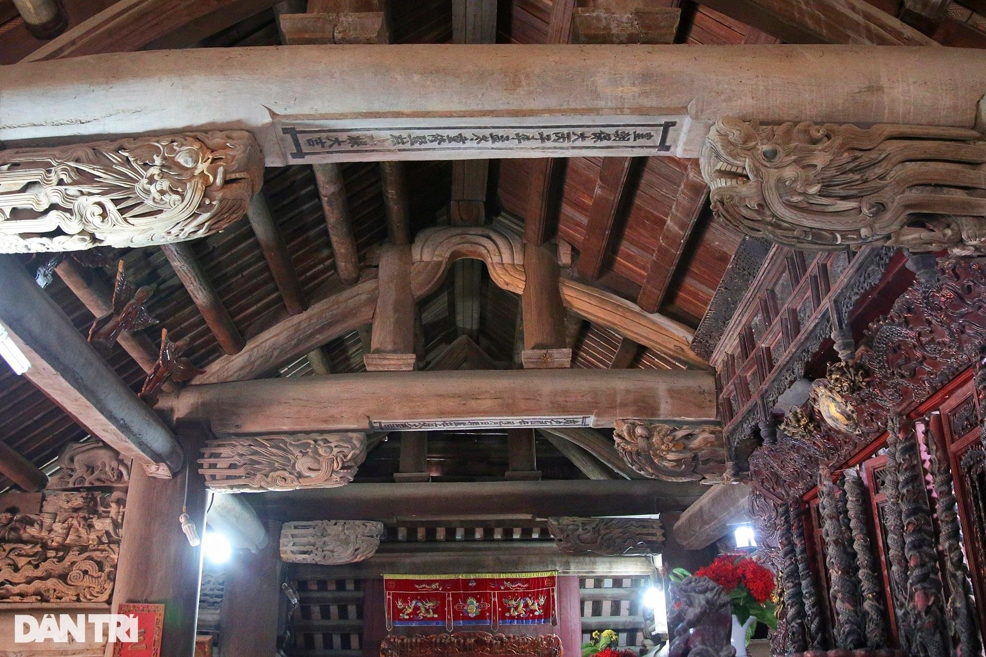 Vũ điệu rồng bên trong ngôi đình cổ ở Hà Nội - 12