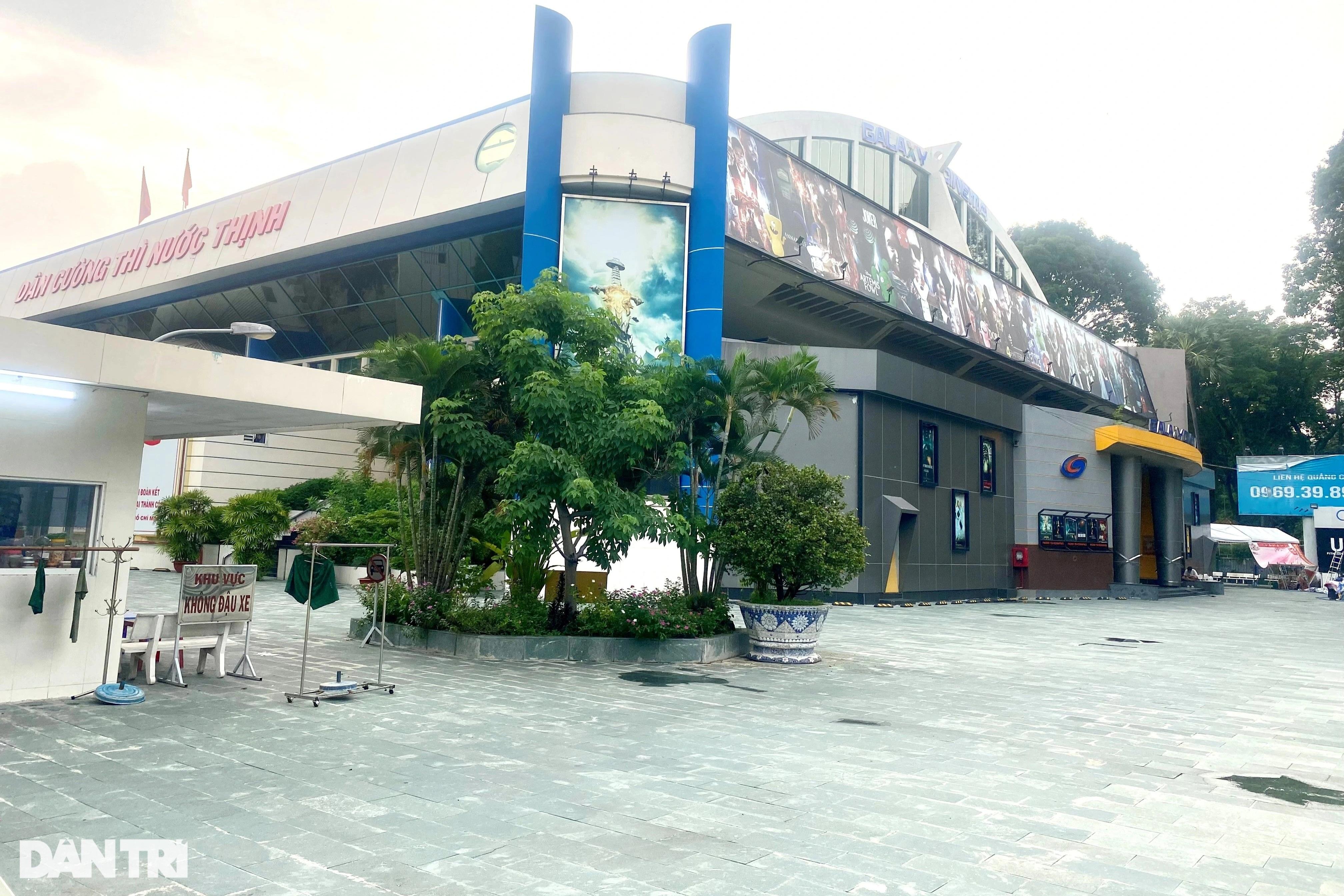 Rạp chiếu phim ở TPHCM