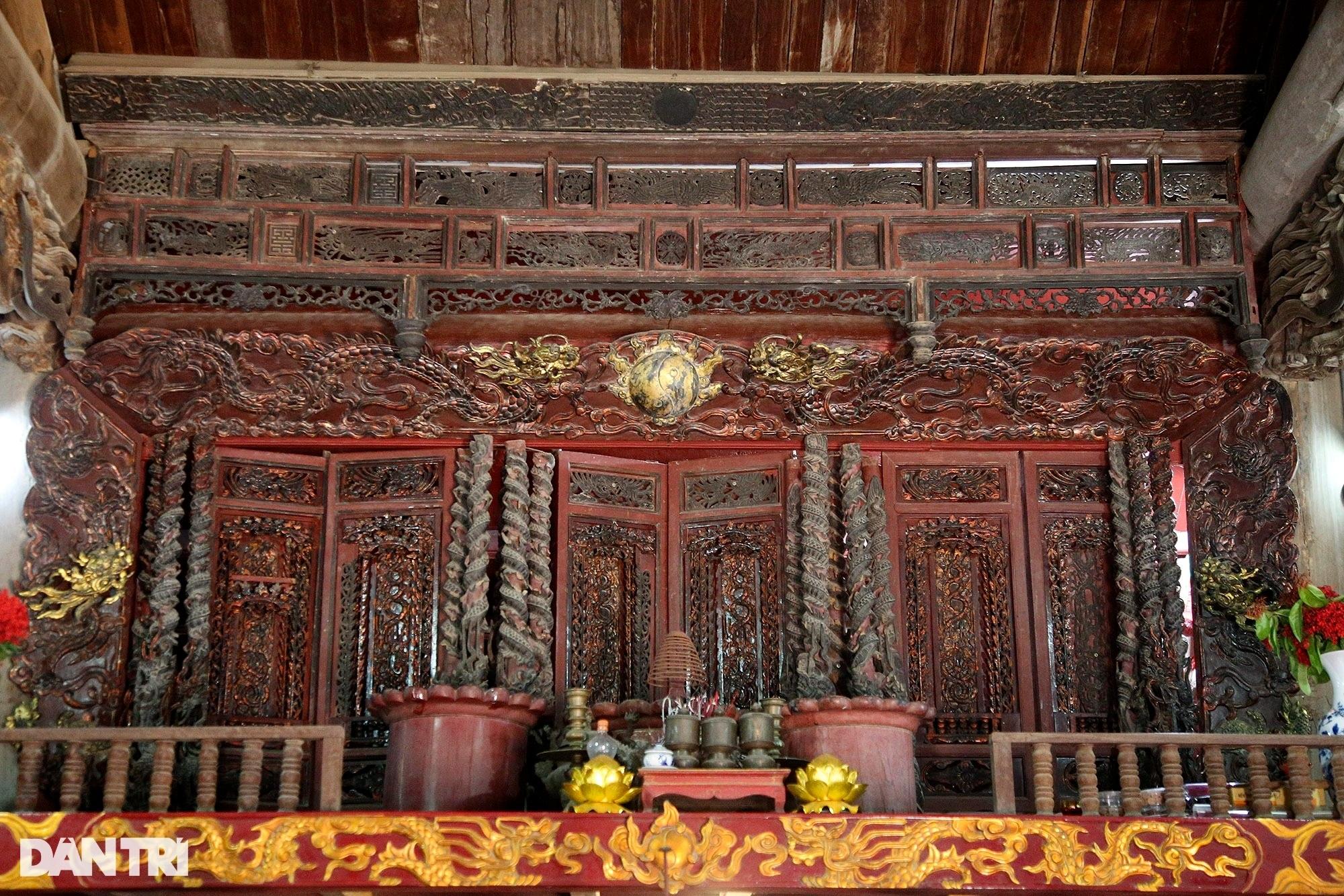 Vũ điệu rồng bên trong ngôi đình cổ ở Hà Nội - 14