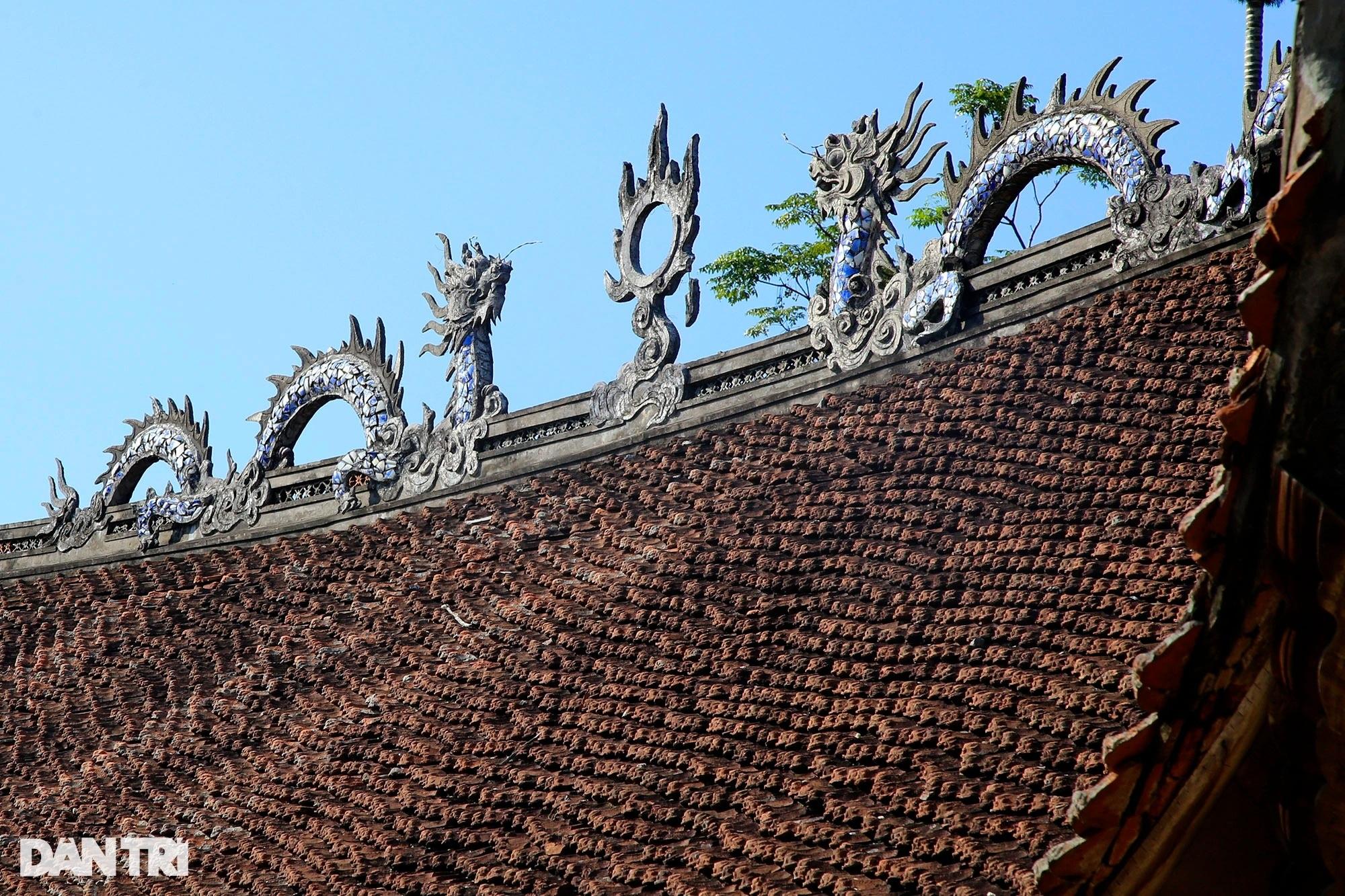 Vũ điệu rồng bên trong ngôi đình cổ ở Hà Nội - 3