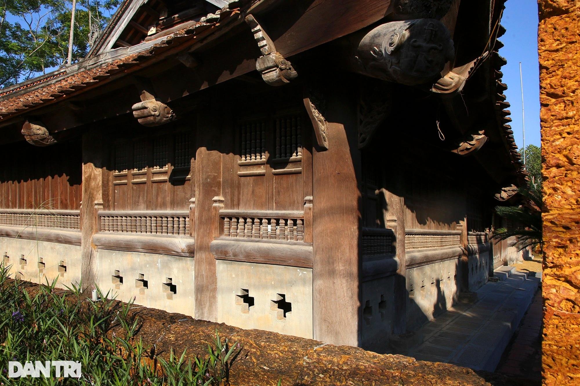 Vũ điệu rồng bên trong ngôi đình cổ ở Hà Nội - 5