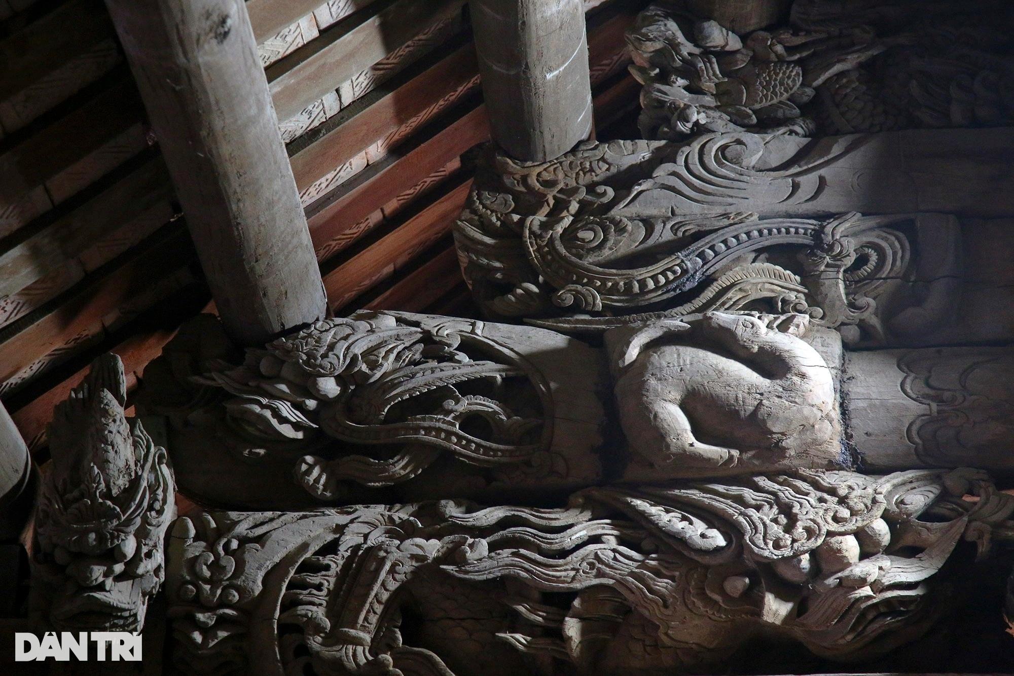 Vũ điệu rồng bên trong ngôi đình cổ ở Hà Nội - 7