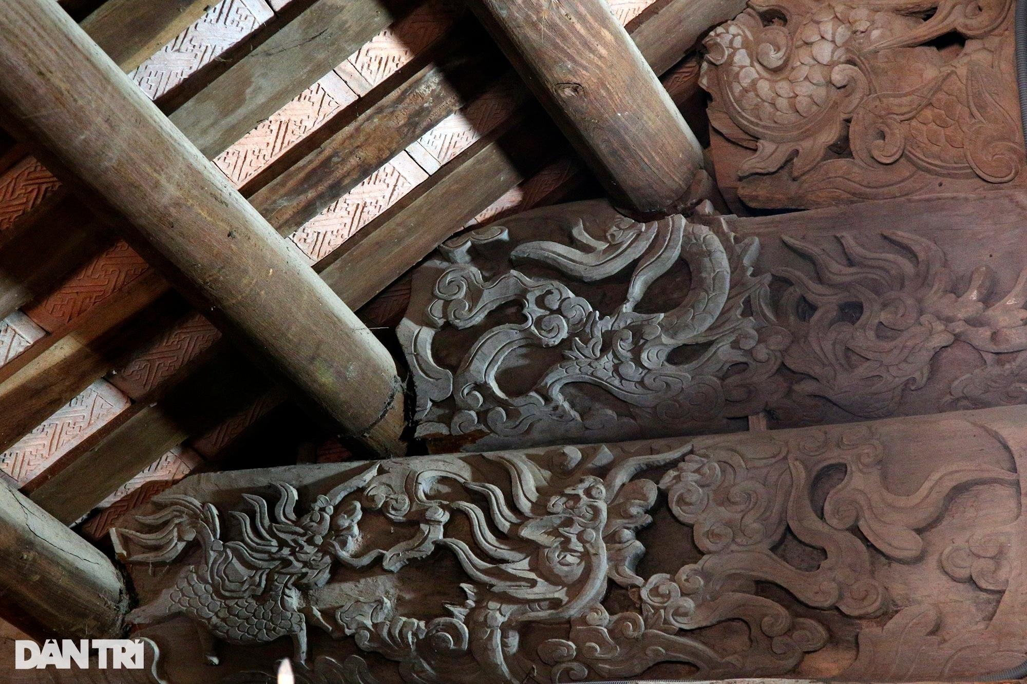 Vũ điệu rồng bên trong ngôi đình cổ ở Hà Nội - 8