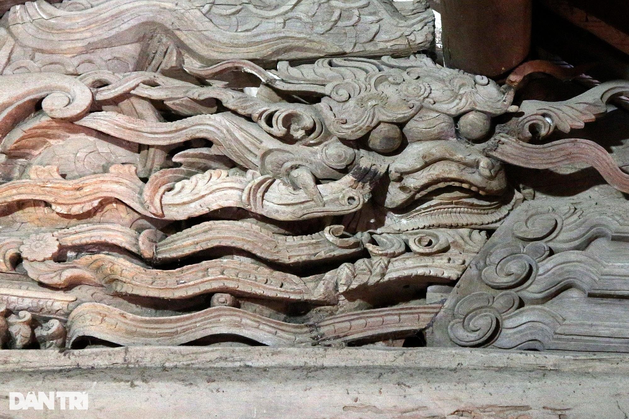 Vũ điệu rồng bên trong ngôi đình cổ ở Hà Nội - 10