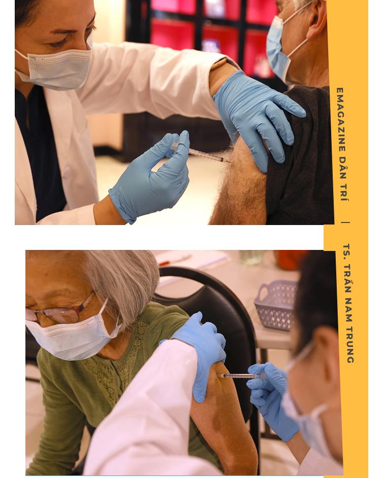 Phép tính khôn ngoan trong việc tiêm vaccine để Việt Nam bình thường mới - 11