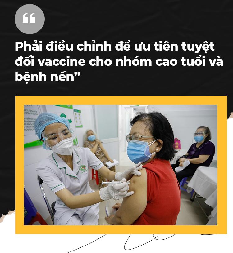 Phép tính khôn ngoan trong việc tiêm vaccine để Việt Nam bình thường mới - 18
