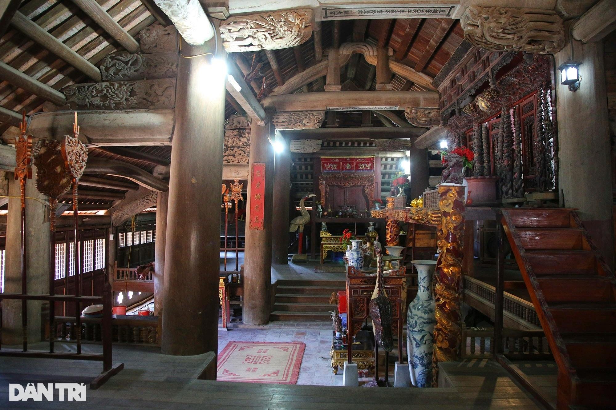 Vũ điệu rồng bên trong ngôi đình cổ ở Hà Nội - 6