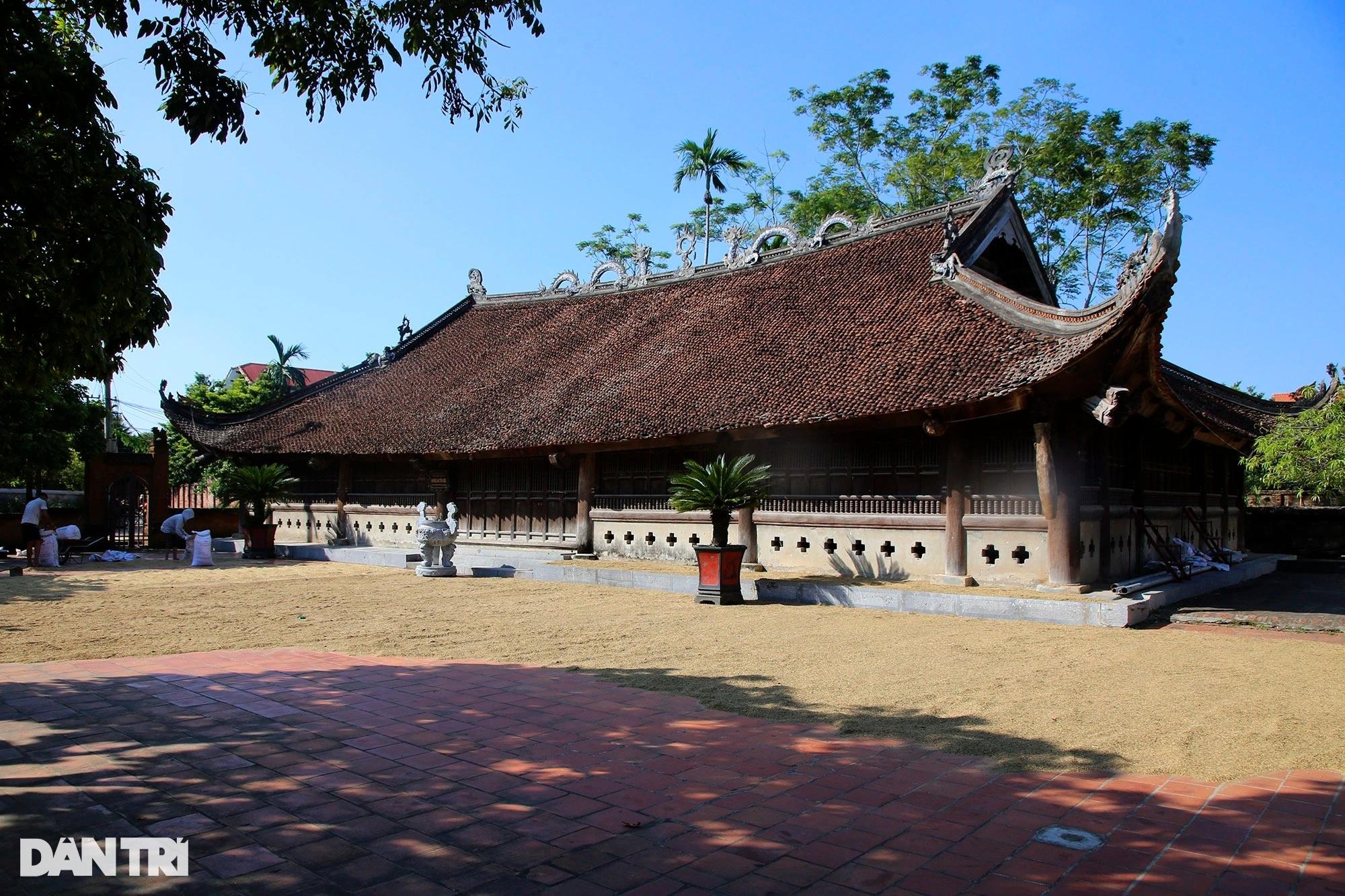 Vũ điệu rồng bên trong ngôi đình cổ ở Hà Nội - 2