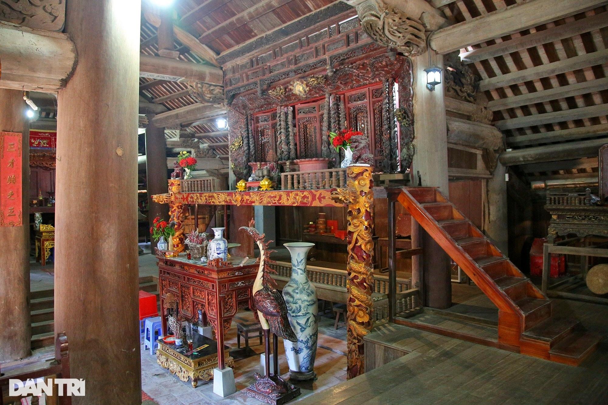 Vũ điệu rồng bên trong ngôi đình cổ ở Hà Nội - 13