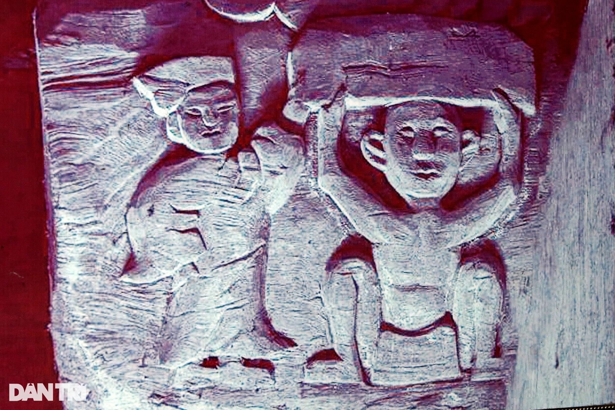 Vũ điệu rồng bên trong ngôi đình cổ ở Hà Nội - 9