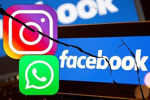 Facebook 2 lần gặp sự cố nghiêm trọng trong tuần qua.