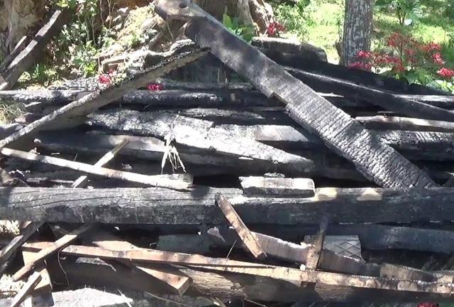 Cơ quan điều tra Công an huyện Thanh Chương chưa phát hiện dấu hiệu phạm tội cũng như hóa chất gây cháy tại các vụ hỏa hoạn này.