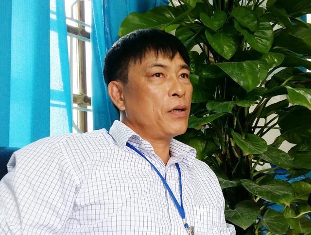 Ông Phan Quang Mão - Chủ tịch UBND xã Hưng Thắng khẳng định, đối với các khoản thu trái quy định, nhà trường phải trả lại tiền cho phụ huynh.