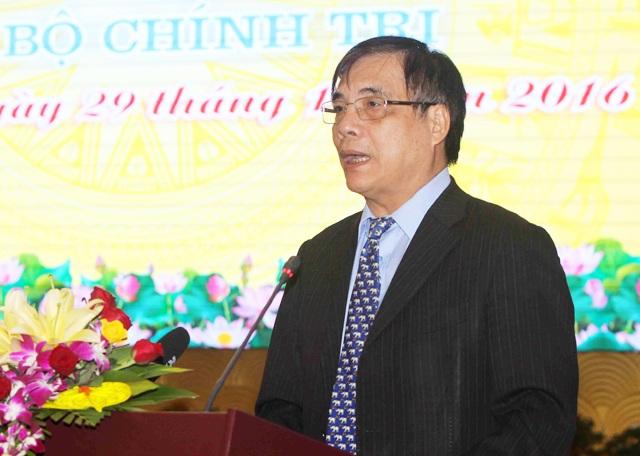 PGS.TS Trần Đình Thiên – Viện trưởng Viện Kinh tế Việt Nam: Quan trọng nhất là Nghệ An phải nghĩ khác đi, làm khác đi