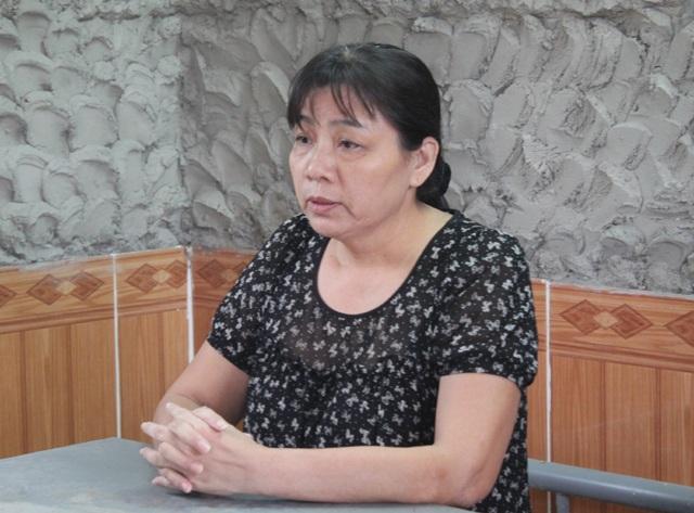 Bà Trần Thị Phượng Tại Cơ Quan Cảnh Sát Điều Tra Công An Tỉnh Nghệ An