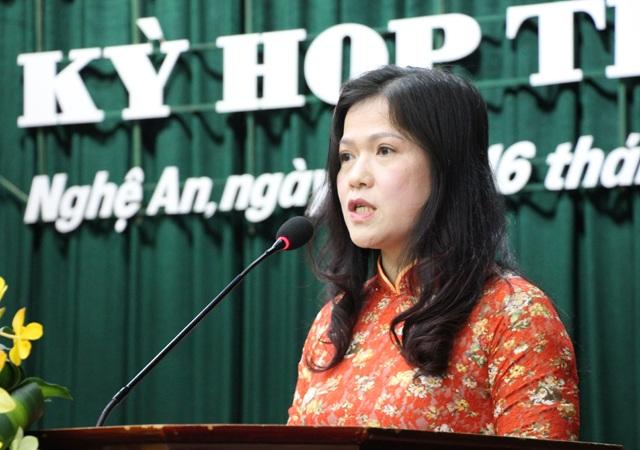 Bà Nguyễn Thị Kim Chi - Giám đốc Sở GD-ĐT Nghệ An: Nhiệm vụ đổi mới giáo dục không thể không làm!