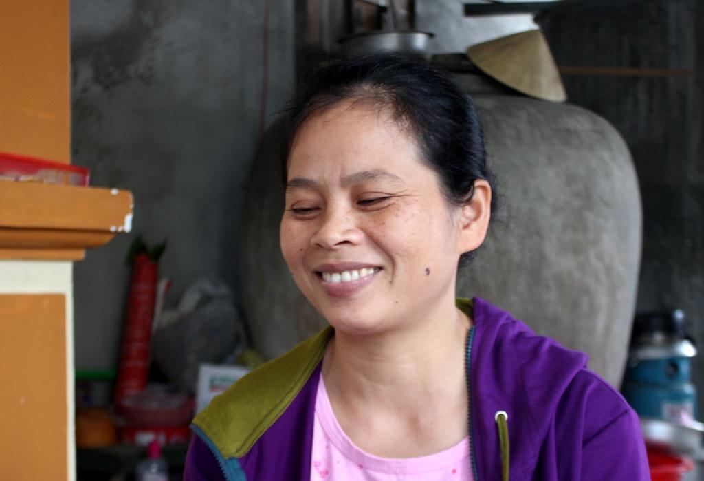 15 năm nay, từ khi được phát hiện mắc bệnh tim, chị Phan Thị Thanh mắc chứng sợ cơm.