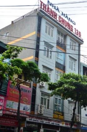 Tiệm vàng Thành Chung bị trộm khoắng sạch trong đêm