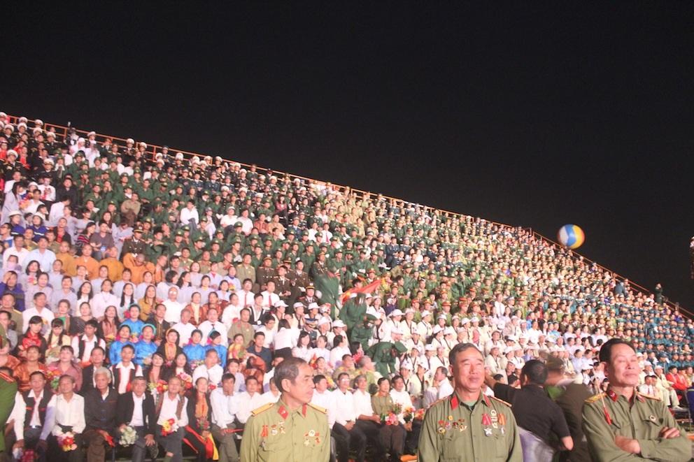 Sự kiện lễ kỷ niệm thành lập tỉnh Quảng Ninh thu hút rất nhiều tầng lớp nhân dân tham gia