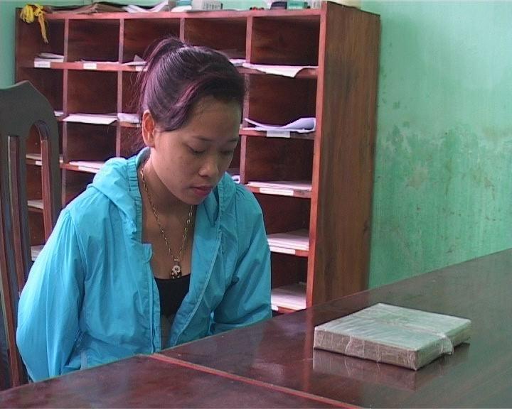 Kiều nữ Nguyễn Thị Huệ bị bắt giữ tại Cơ quan điều tra