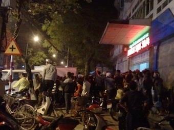 Vụ việc gây sự chú ý đặc biệt của người dân TP Phủ Lý, Hà Nam.