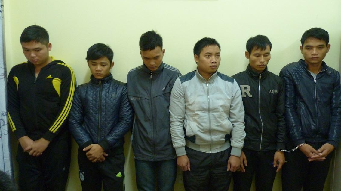 6 nghi phạm liên quan đã thực hiện việc ra đầu thú tại CQĐT trước ngày 10/12