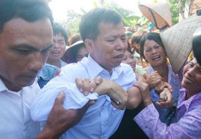 Chuyển vụ án oan Nguyễn Thanh Chấn sang Bộ Công an điều tra.