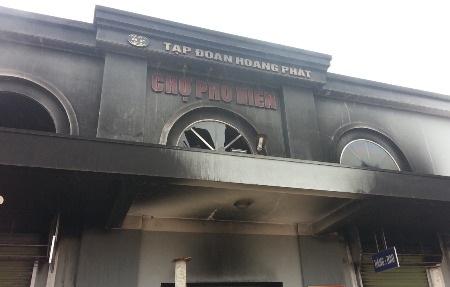 Vụ cháy chợ đang chờ Giám định của Viện KHHS Bộ Công an