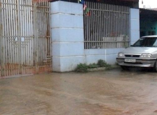 Nơi phát hiện thi thể nạn nhân Lê Duy Hào