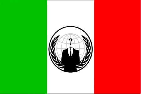 Hàng loạt thành viên của Anonymous bị bắt tại Ý - 1