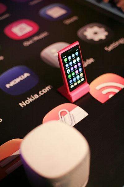 Nokia N9 ra mắt tại Việt Nam - 2
