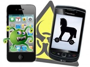 """Điện thoại thông minh là """"mồi"""" ngon của tin tặc - 1"""