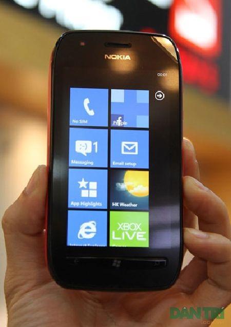 Nokia Lumia 710 về Việt Nam với giá rẻ - 13
