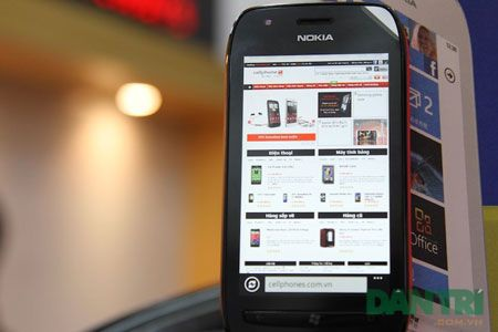 Nokia Lumia 710 về Việt Nam với giá rẻ - 15