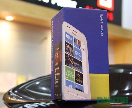Nokia Lumia 710 về Việt Nam với giá rẻ - 1