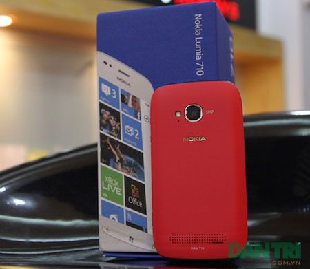 Nokia Lumia 710 về Việt Nam với giá rẻ - 3