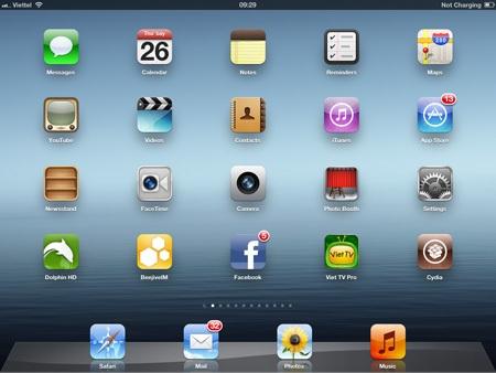 Đã có công cụ bẻ khóa New iPad đầu tiên