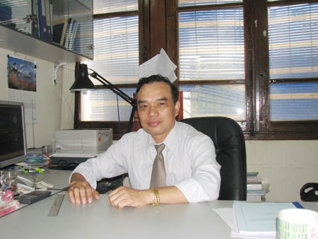 PGS. TS. Nguyễn Xuân Ninh, Trưởng khoa Vi Chất Dinh Dưỡng, Viện Dinh Dưỡng Quốc Gia