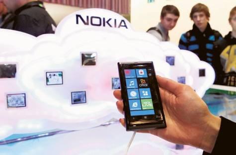 Nokia đã tuột khỏi top 5 hãng sản xuất smartphone lớn nhất thế giới.