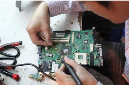 Kỹ thuật làm Chipset Laptop