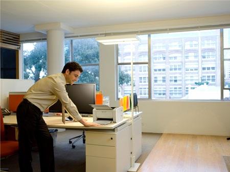 ML-2164 phù hợp với những văn phòng nhỏ và vừa