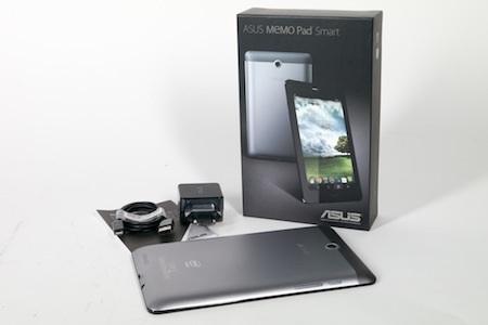 Asus FonePad có thể gọi điện như điện thoại thông thường.