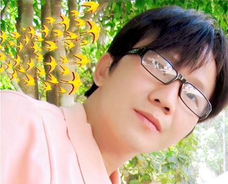 Bạn Nguyễn Trọng Tấn - giải nhì tuần 3 của cuộc thi Én Khai Xuân